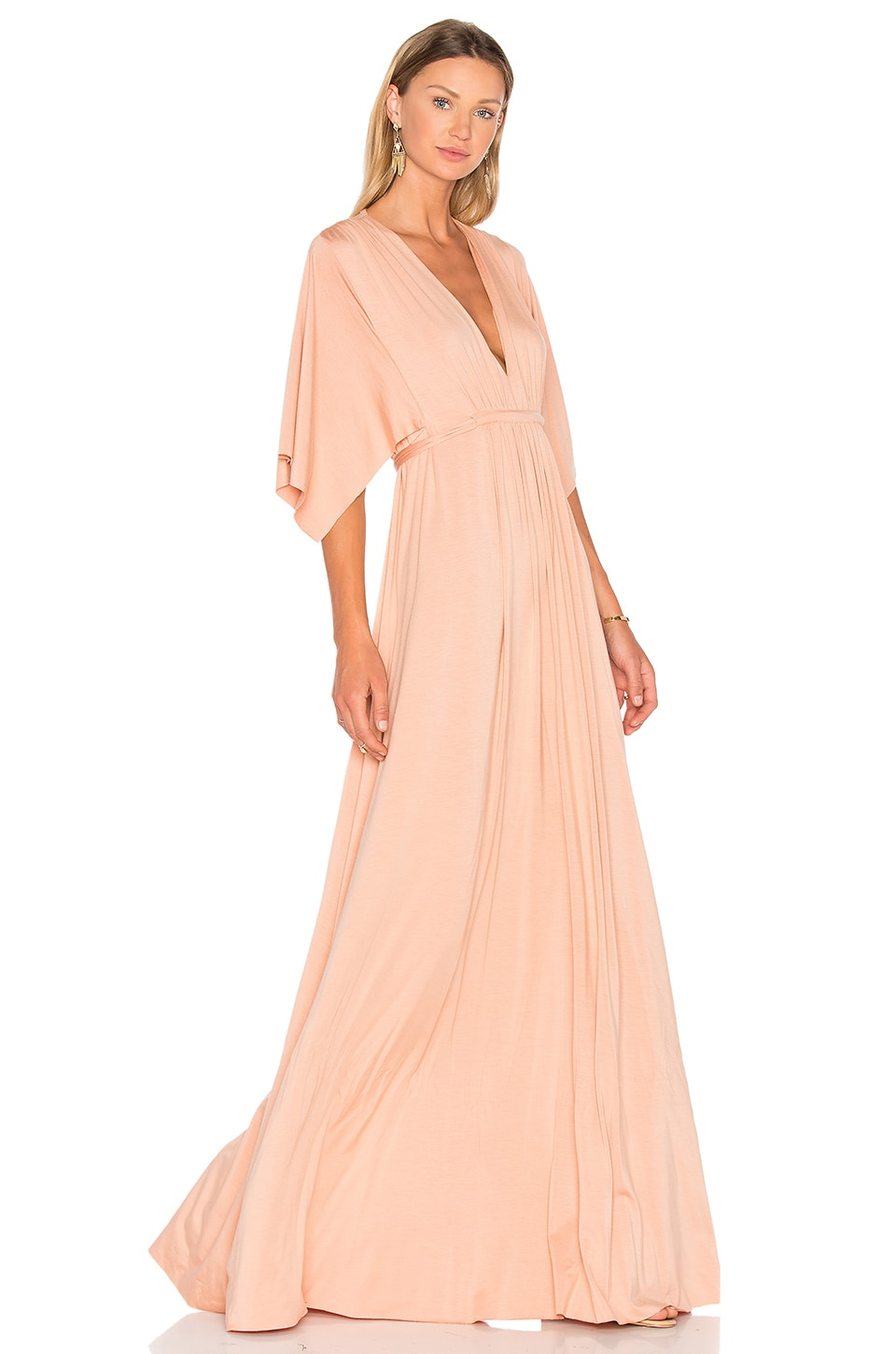 Rachel pally caftan maxi dress in rosewater revolve rachel pally caftan maxi dress in rosewater ombrellifo Image collections