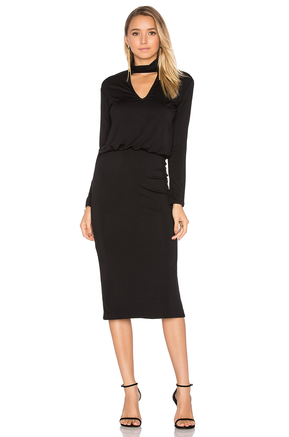 Rachel Pally Augusta Dress in Black