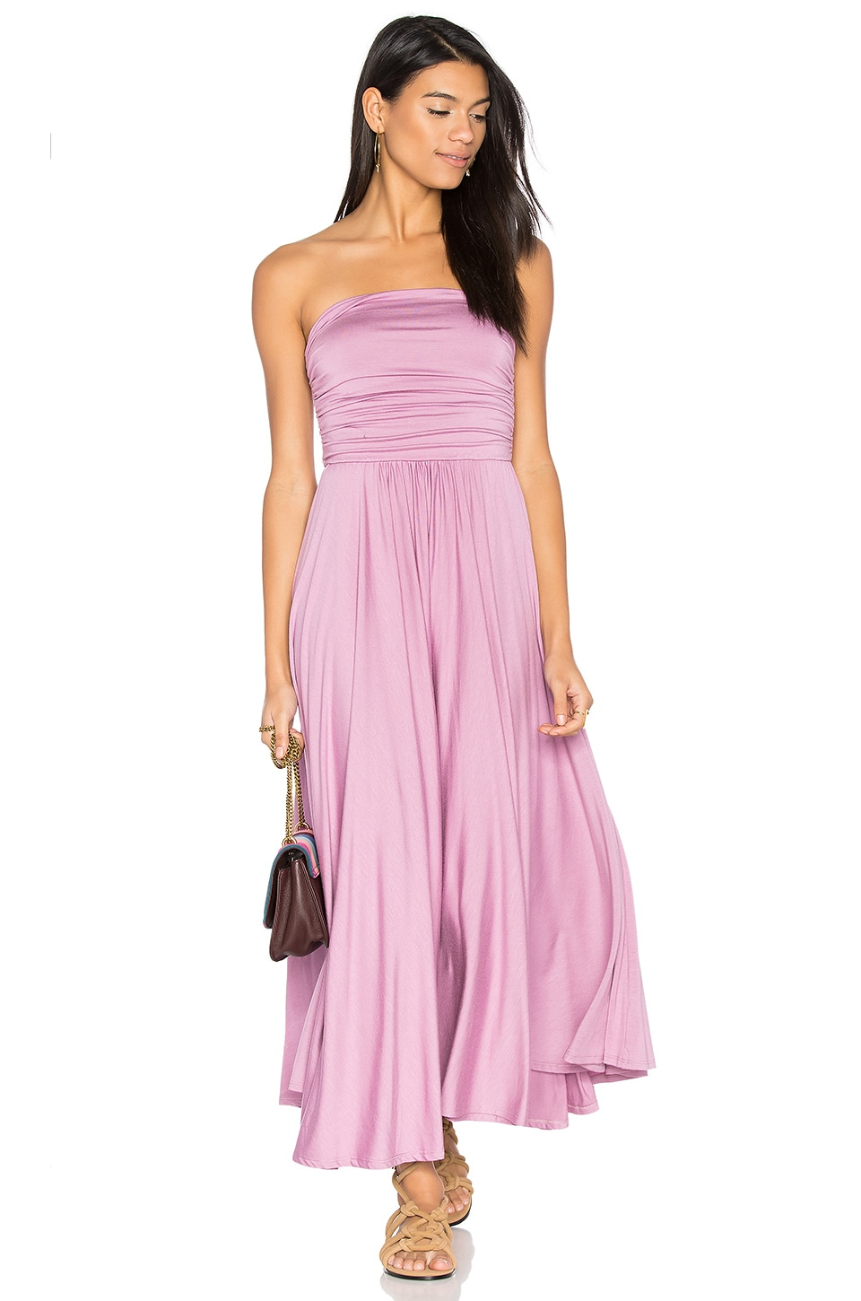 Rachel Pally Eme Dress in Violeta