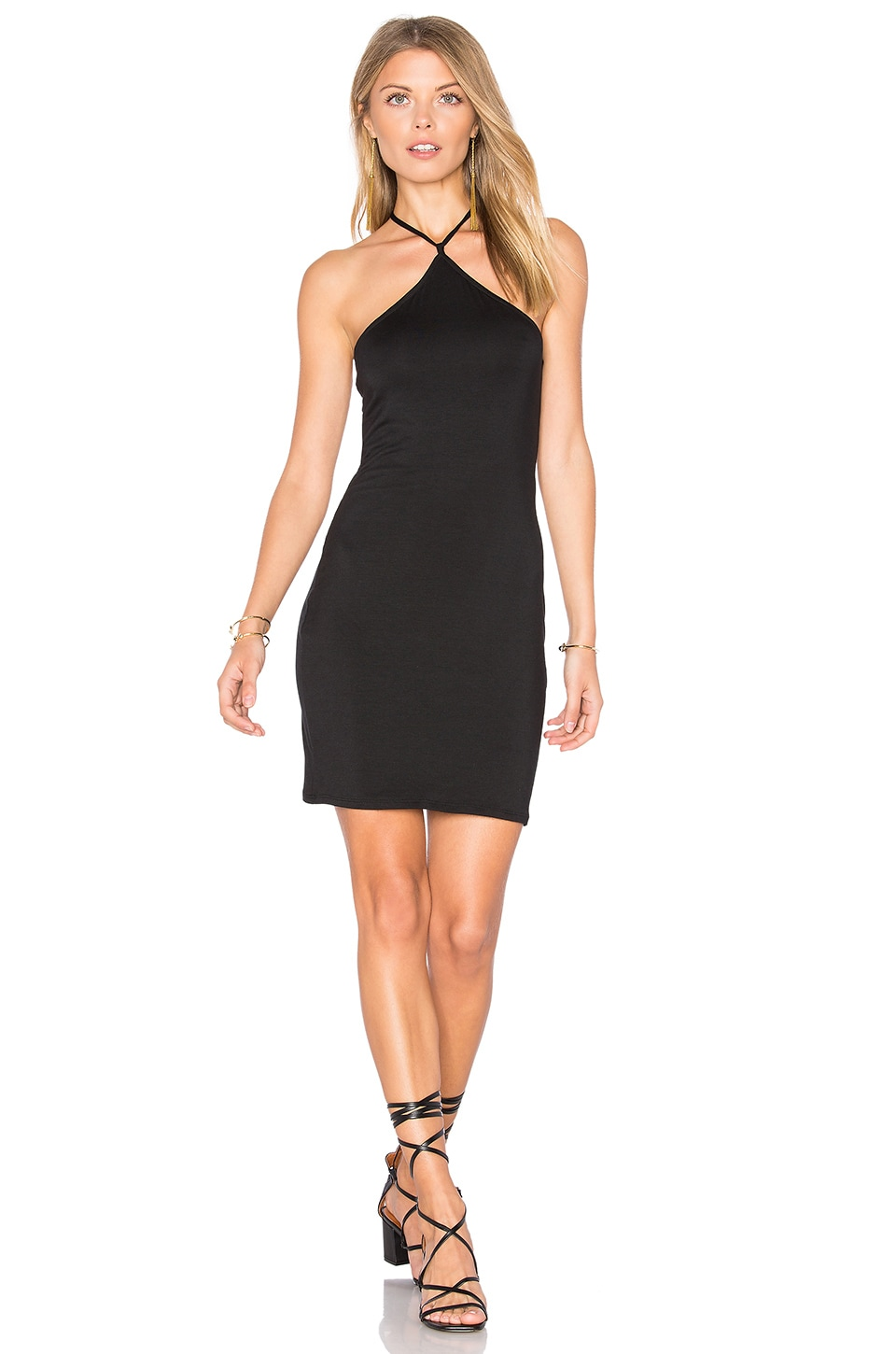 Rachel Pally Joya Dress in Black