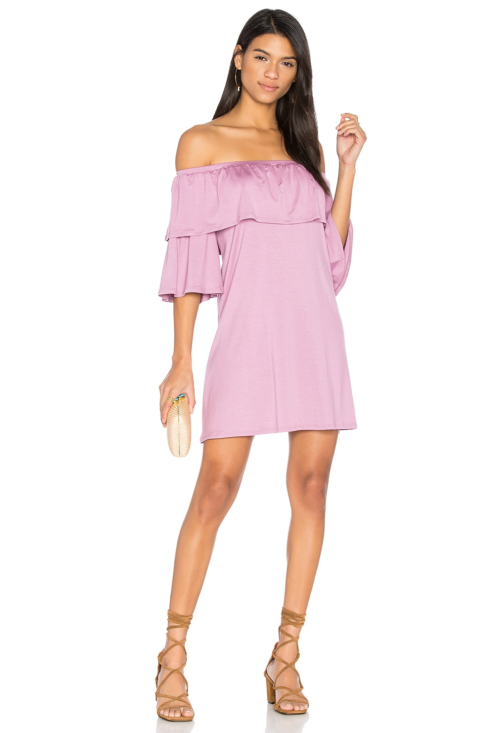 Rachel Pally Kylian Dress in Violeta