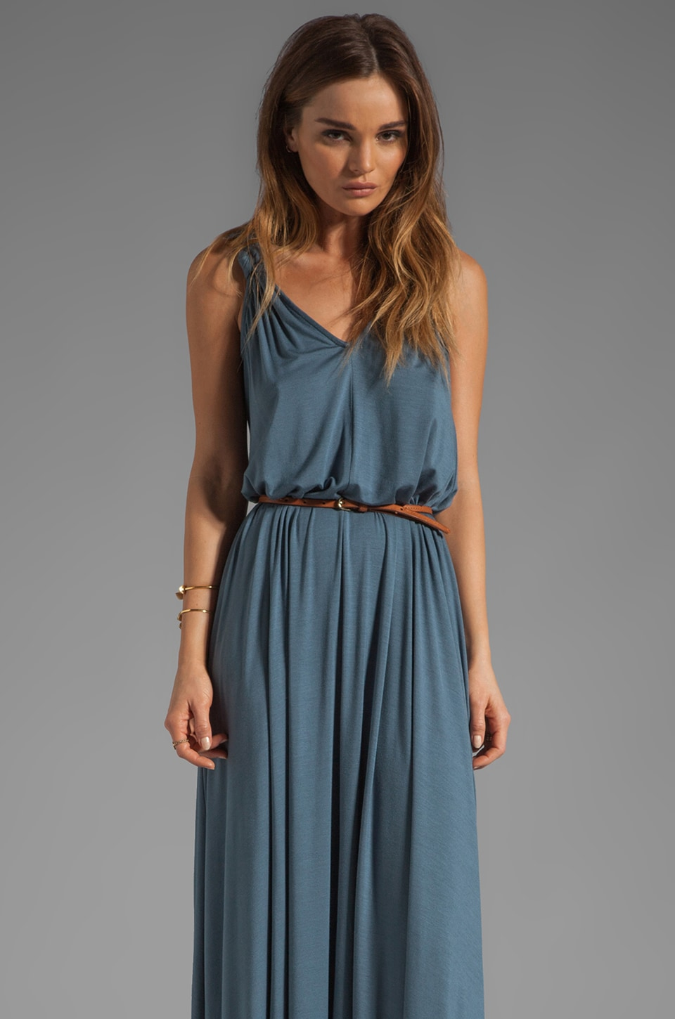 Rachel Pally Arthur Tank Maxi Dress in Jasper