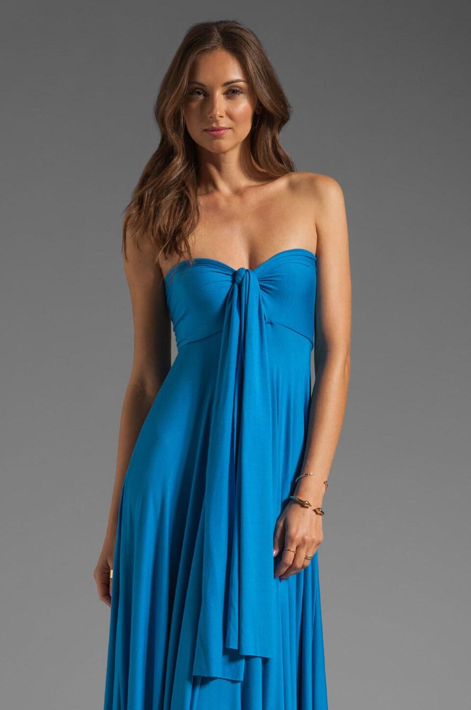 Rachel Pally Long Full Tie Dress in Mykonos