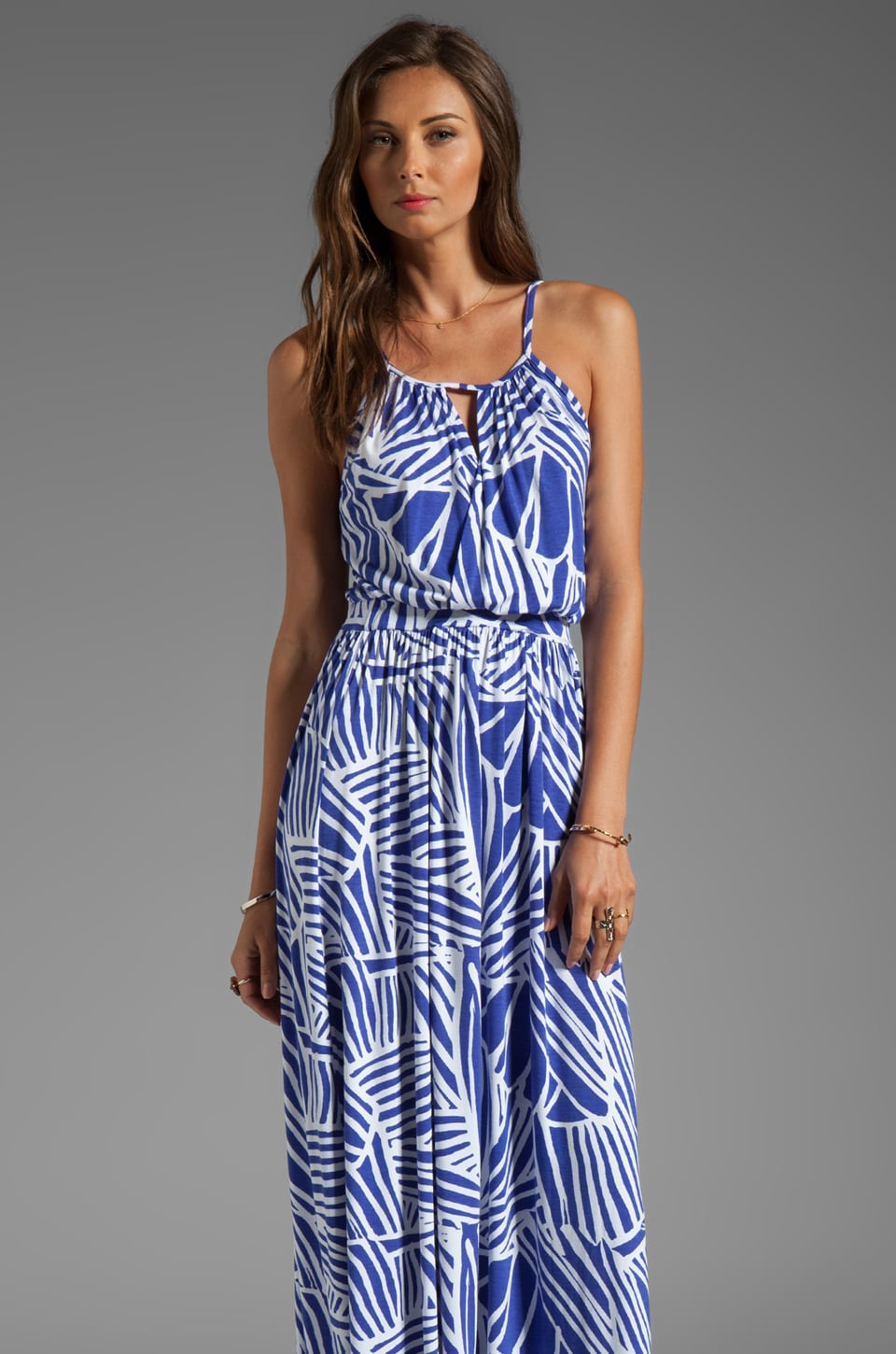 Rachel Pally Rhiannon Maxi Dress in River Ray