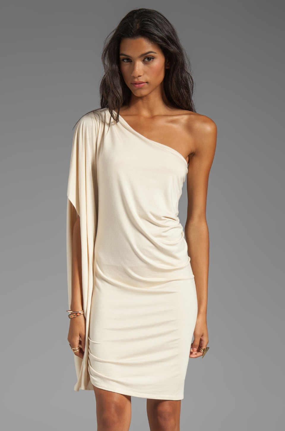 Rachel Pally Reed Dress in Cream