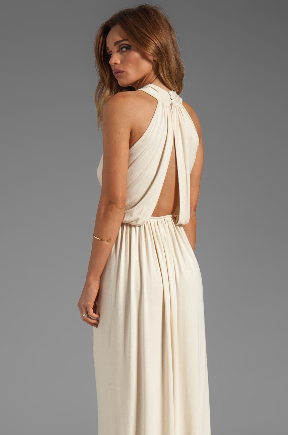 Rachel Pally Kasil Dress in Cream