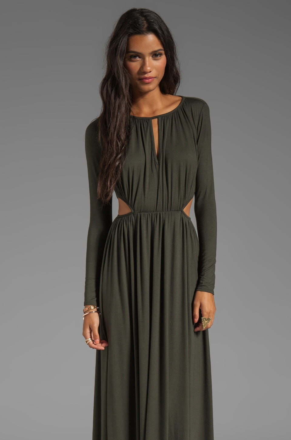 Rachel Pally Jazz Dress in Pine