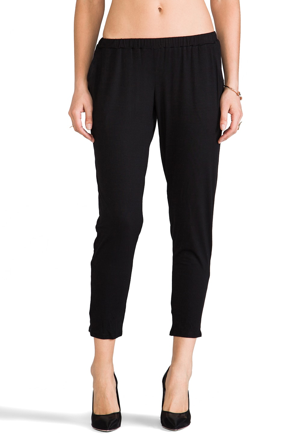 Rachel Pally Jolien Pant in Black