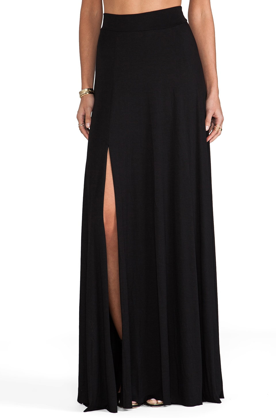 Rachel Pally Josefine Skirt in Black