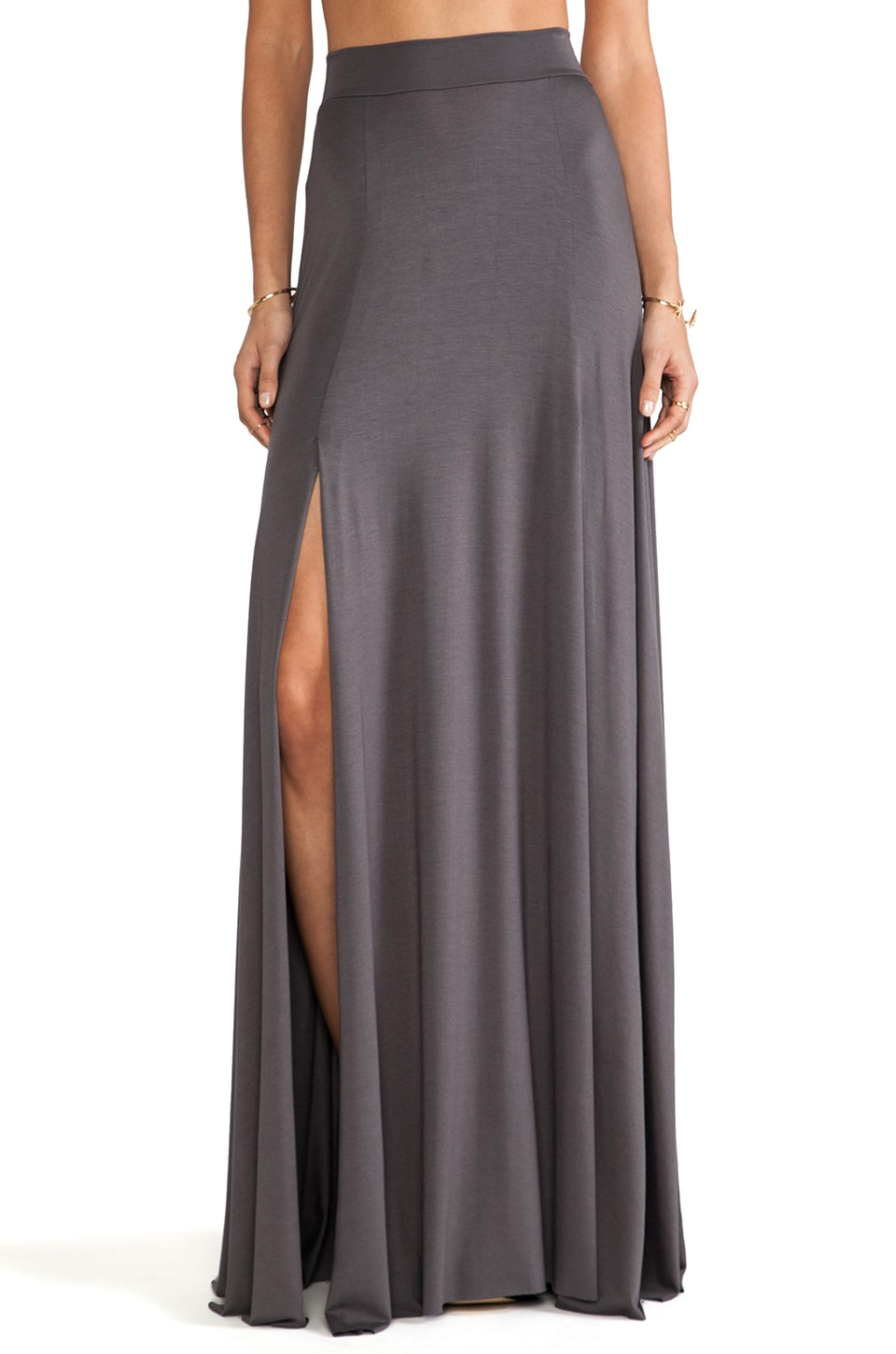 Rachel Pally Josephine Maxi Skirt in Pebble