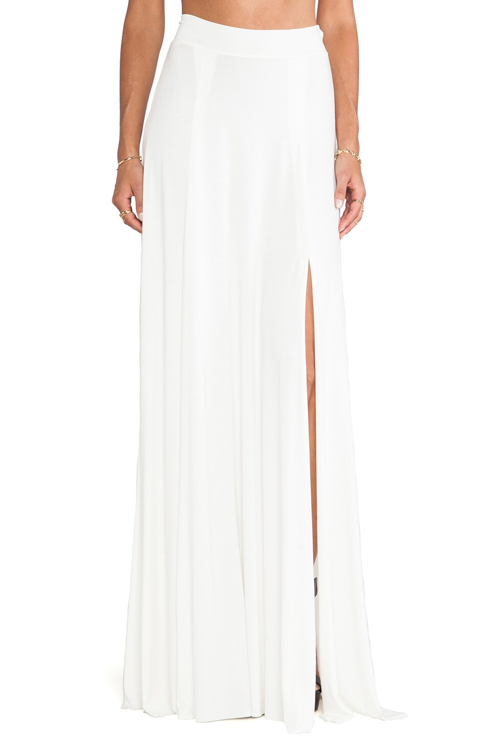 Rachel Pally X REVOLVE Josefine Maxi Skirt in White