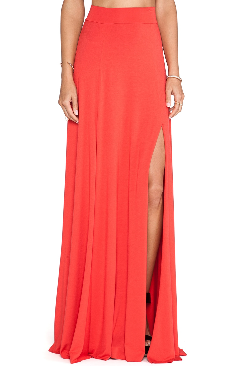 Rachel Pally X REVOLVE Josefine Maxi Skirt in Pom Pom