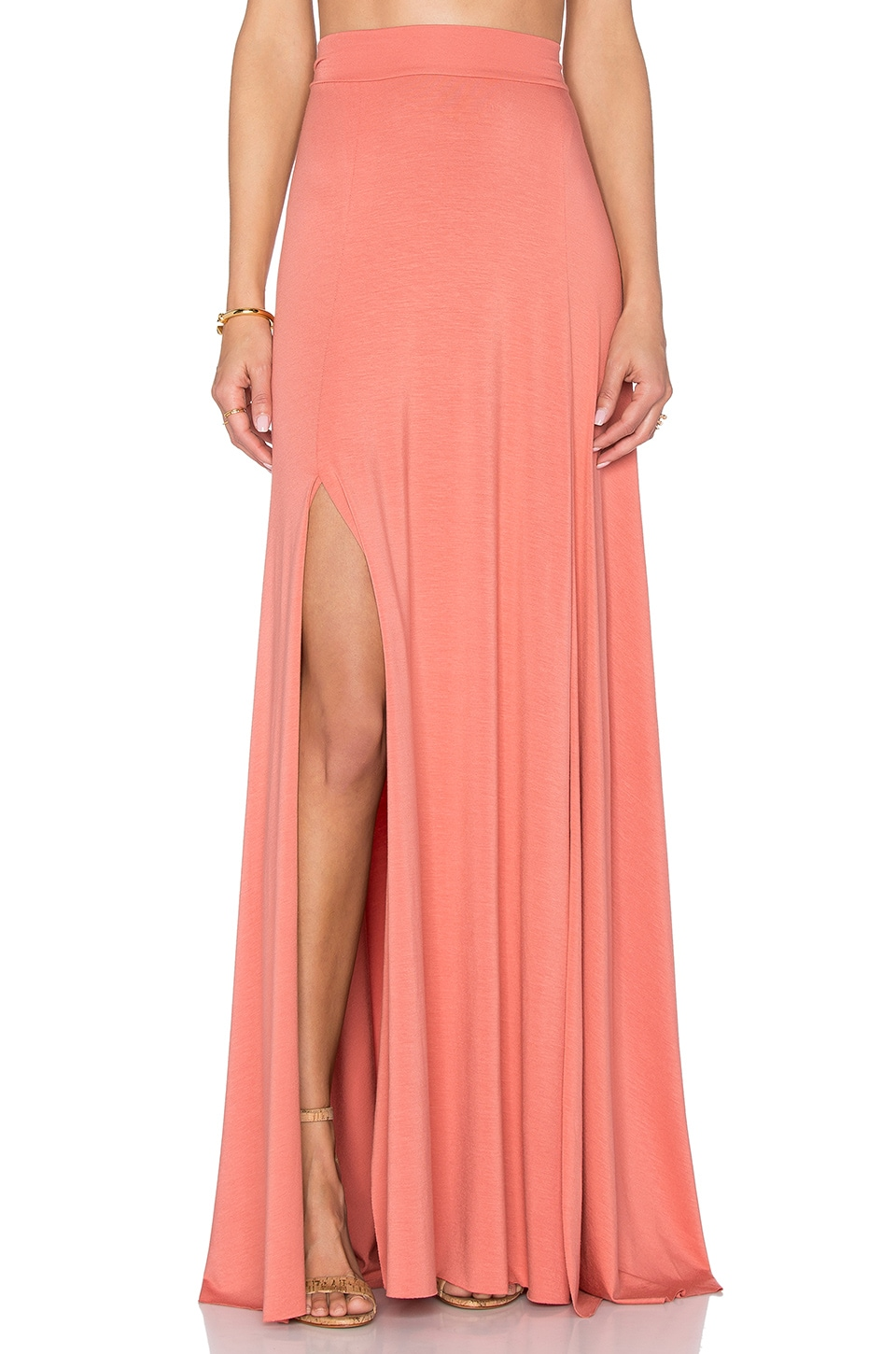Rachel Pally Josefine Maxi Skirt in Mojave