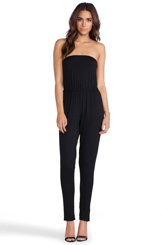 Rachel Pally Lennon Jumpsuit in Black