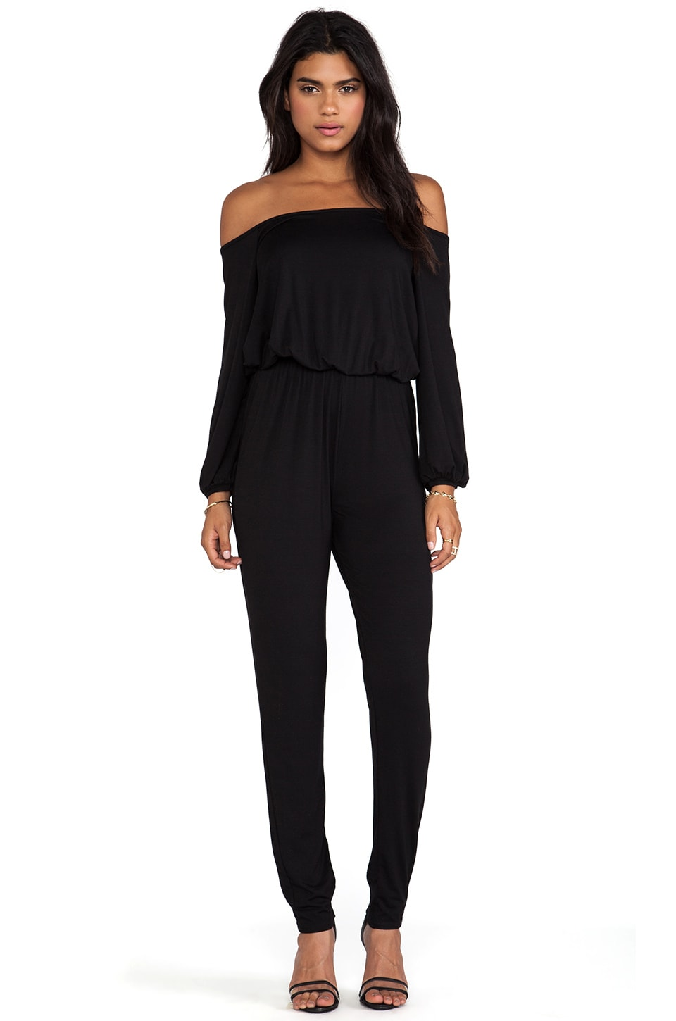 Rachel Pally Larisa Jumpsuit in Black