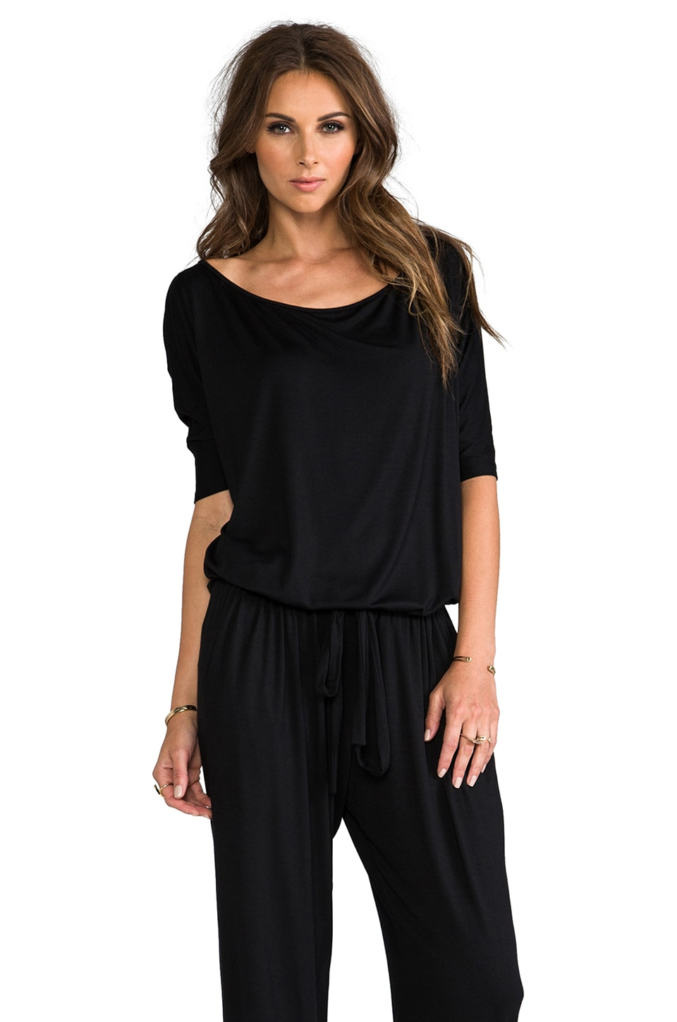 Rachel Pally Wallace Jumpsuit in Black