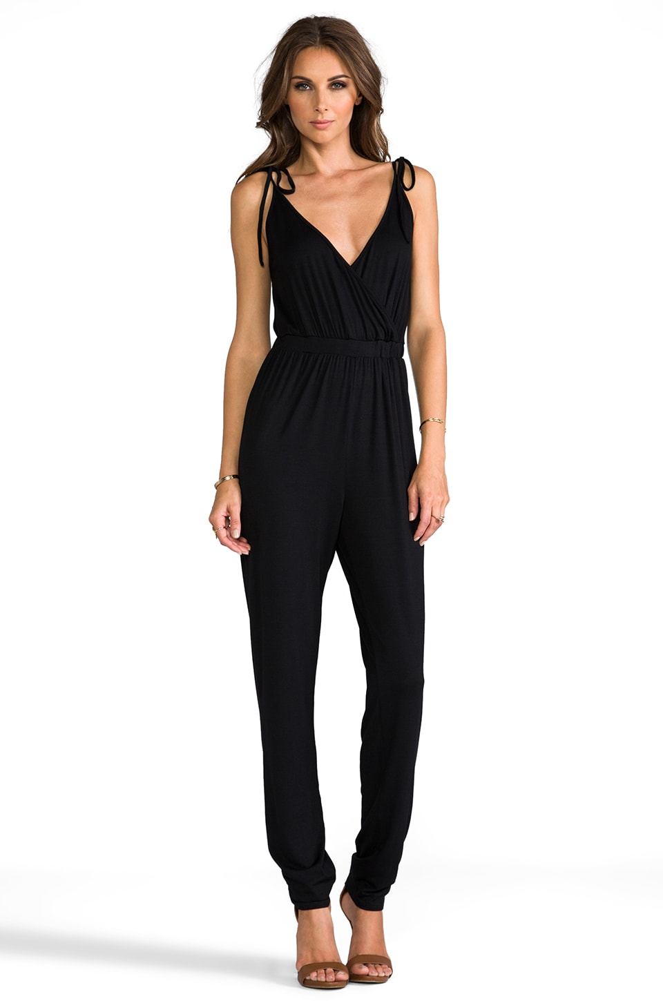 Rachel Pally Stacey Jumpsuit in Black