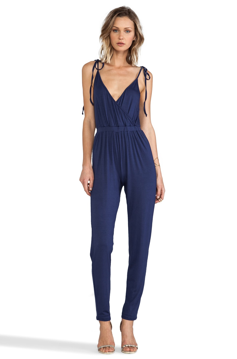 Rachel Pally Stacey Jumpsuit in Deep