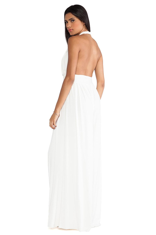Rachel Pally Farrah Jumpsuit in White