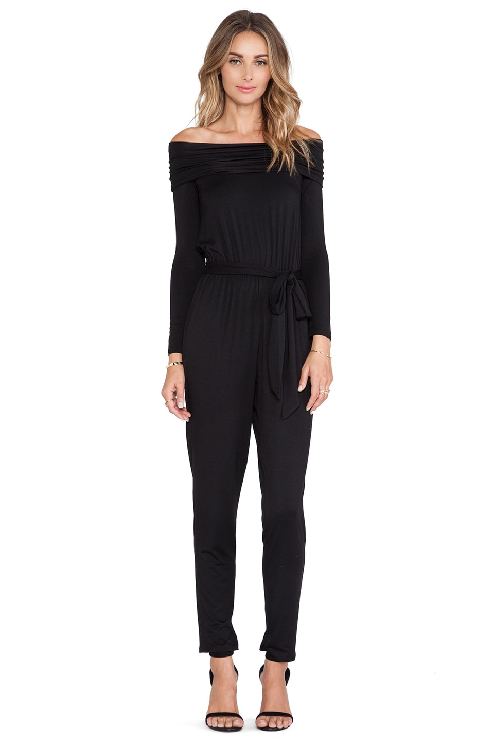 Rachel Pally Hugo Jumpsuit in Black