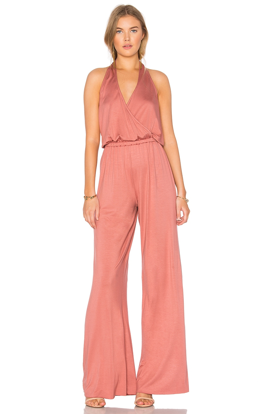 Rachel Pally Montie Jumpsuit in Adobe