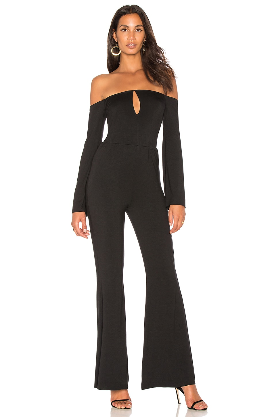 Bell Sleeve Jumpsuit by Rachel Pally