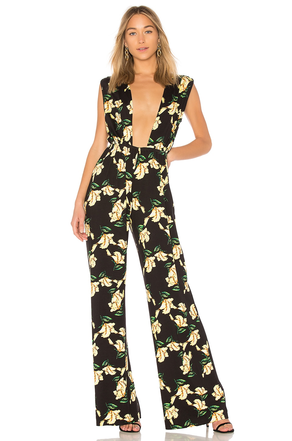 Thorne Jumpsuit by Rachel Pally