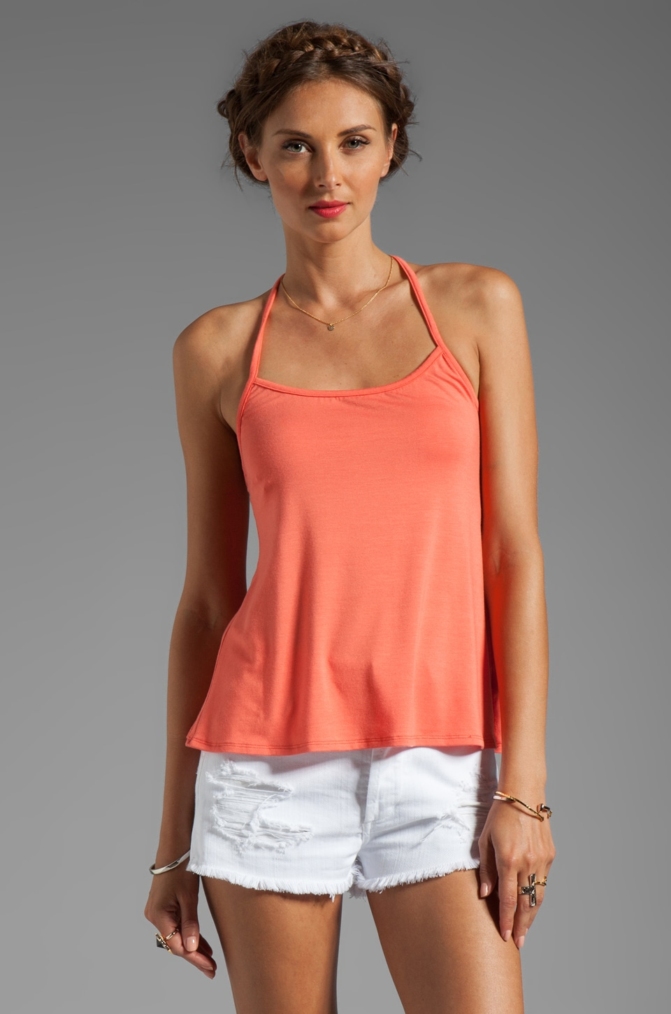 Rachel Pally Cheyenne Top in Apricot