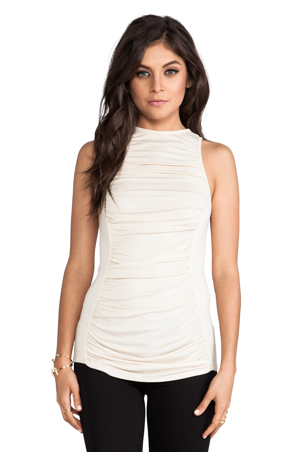 Rachel Pally Margi Top in Cream