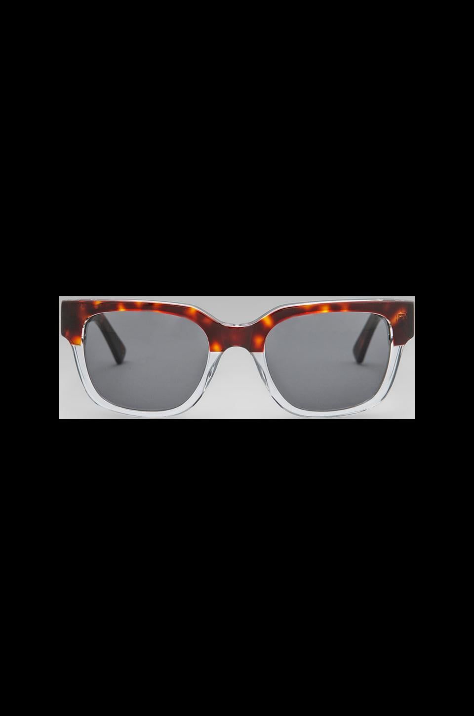 RAEN Garwood Sunglass in Quartz Tortoise