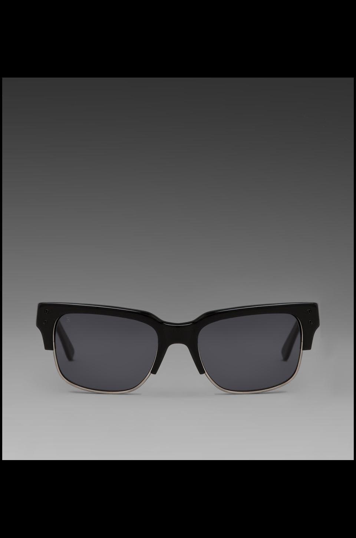 RAEN Polarized Underwood Sunglass in All Black