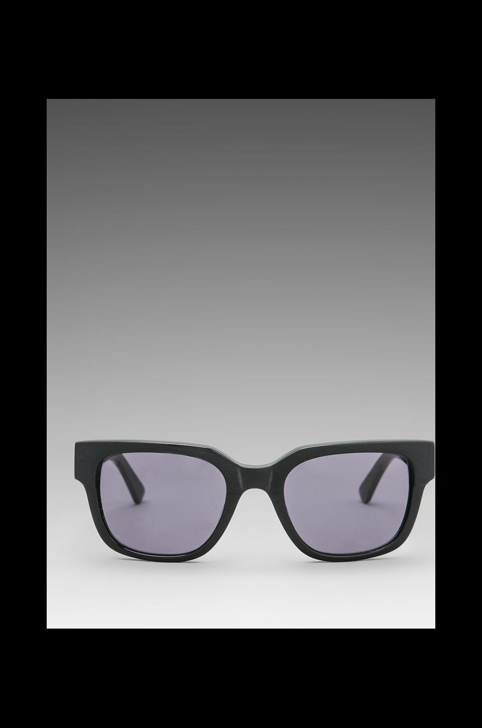 RAEN Garwood Sunglass in Matte Black