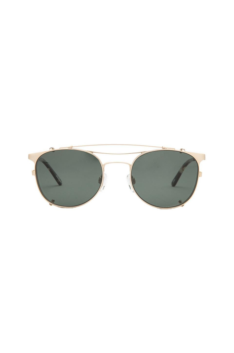 RAEN Stryder in Green Polarized