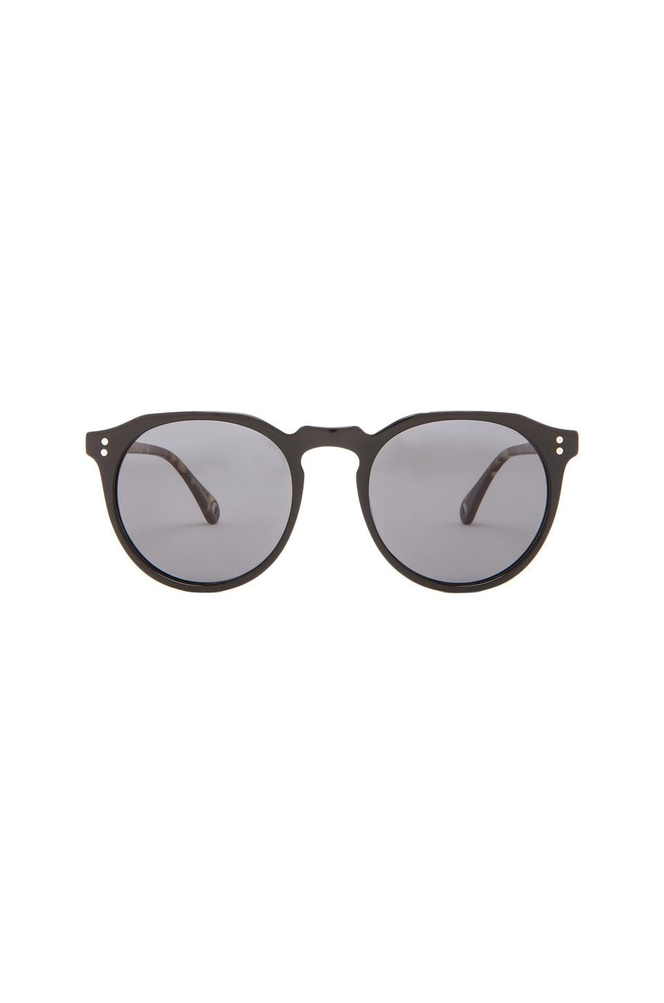 RAEN Remmy Polarized in Black & Brindle