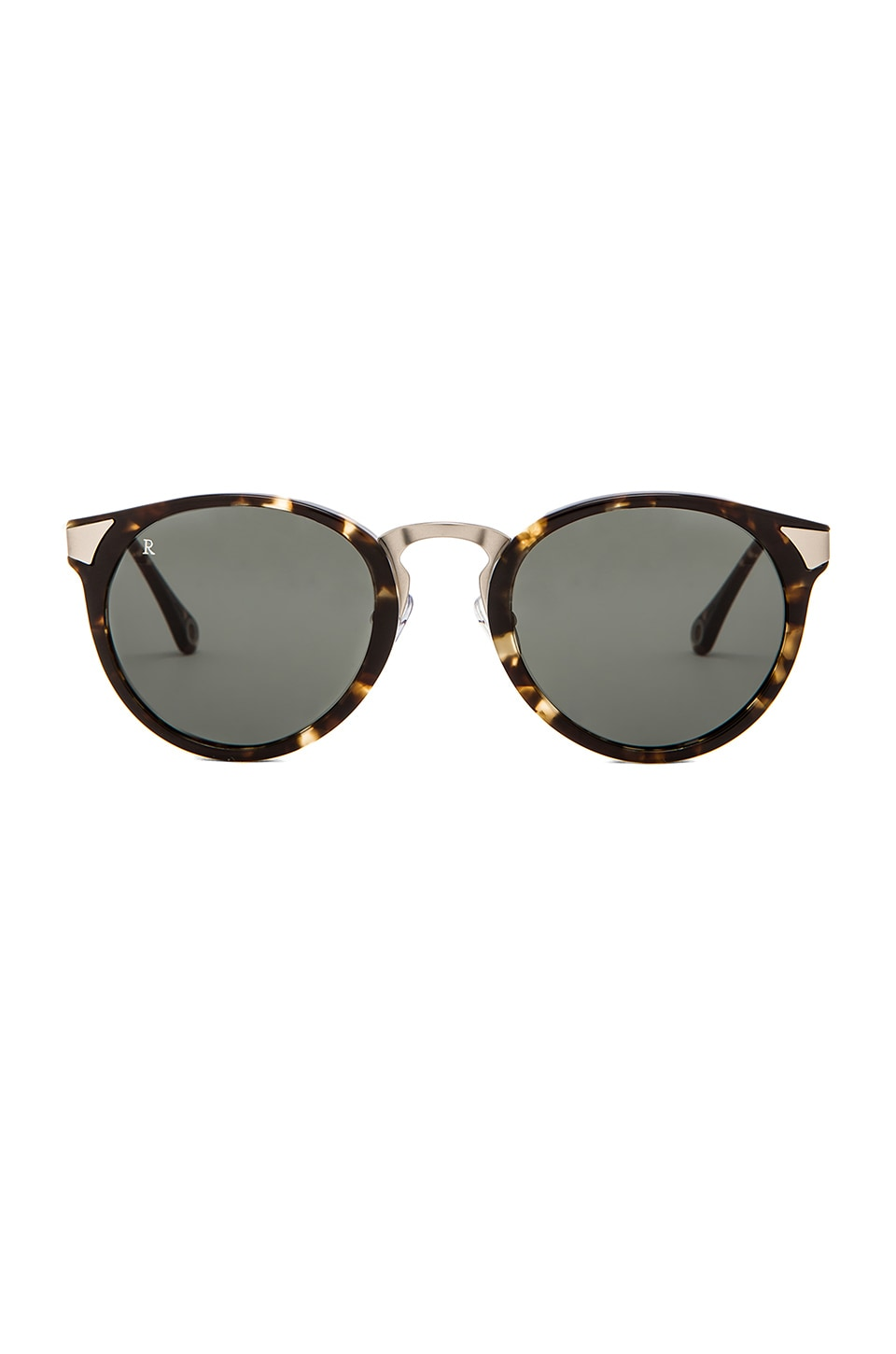 RAEN optics Nera Sunglass in Brindle Tortoise