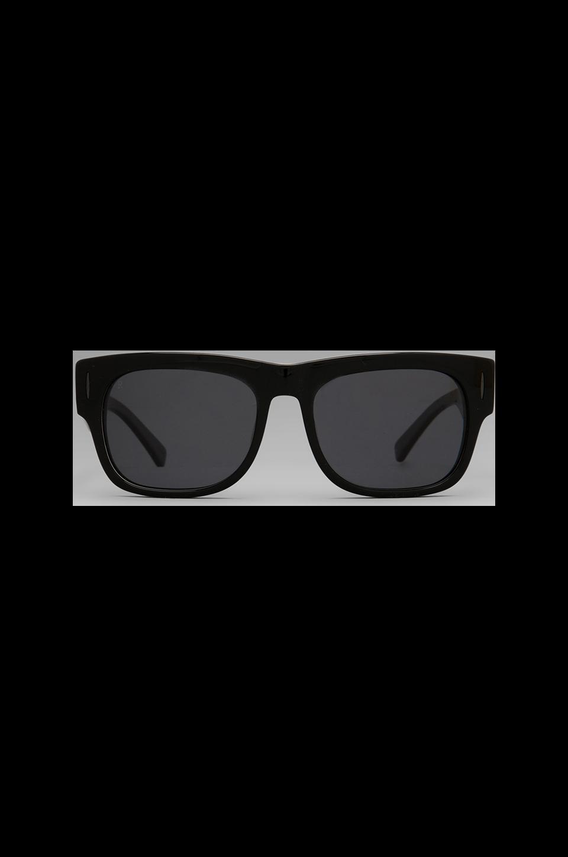 RAEN optics Lenox in Black w/ White Pin Stripe