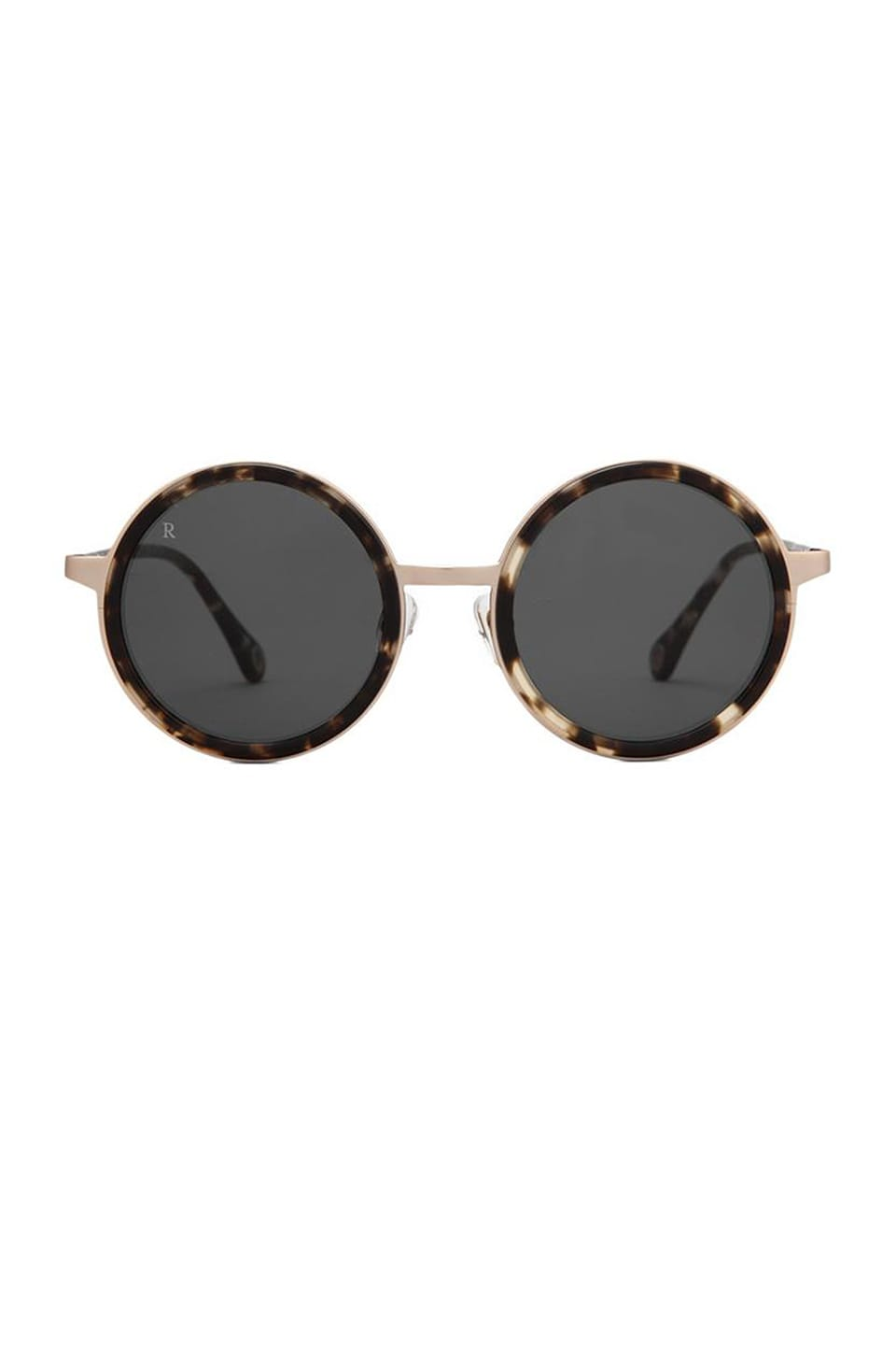 RAEN Fairbank Sunglasses en Brindle Tortoise