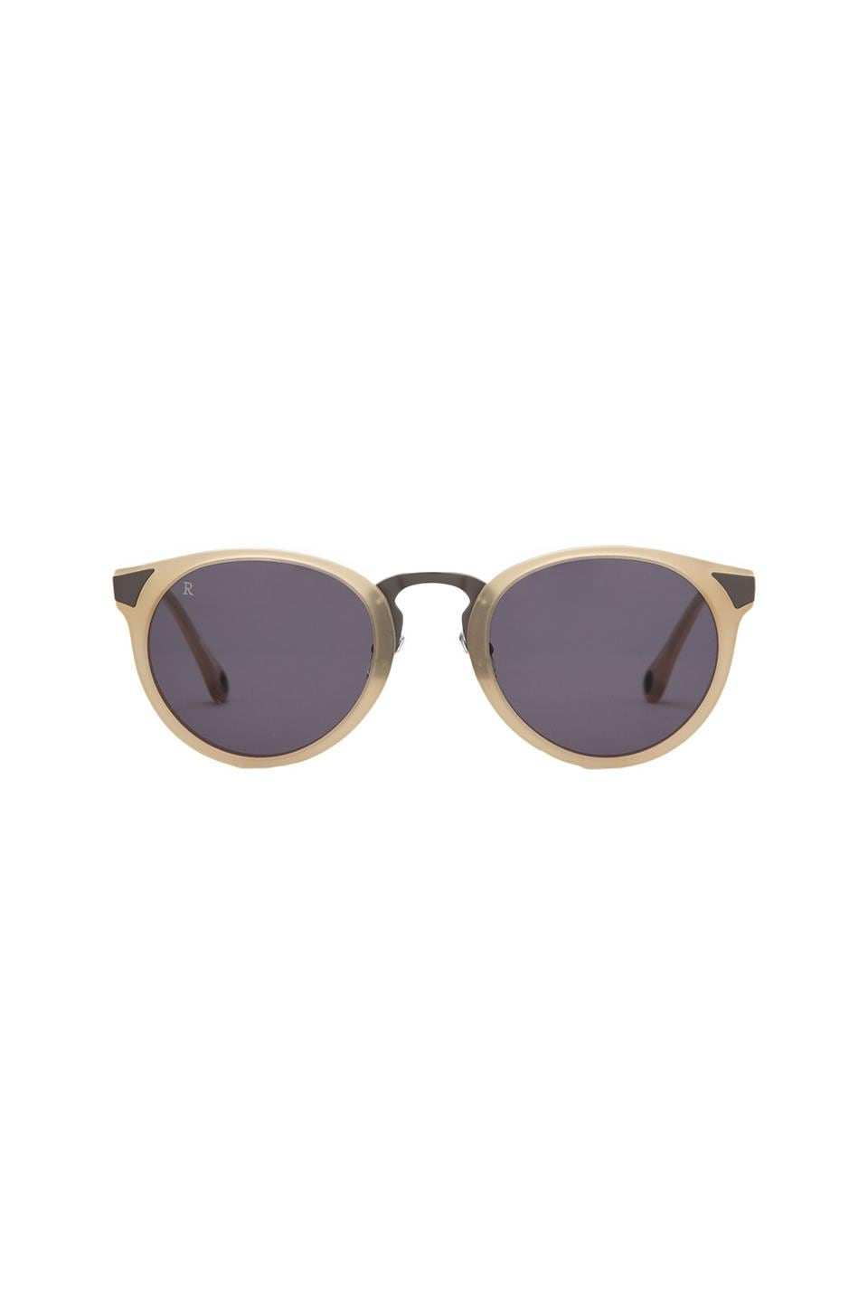 RAEN optics Nera Sunglasses in Ivory Matte