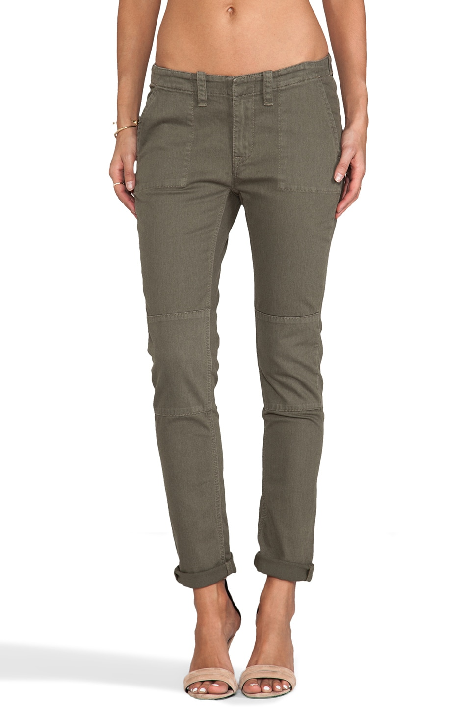 rag & bone/JEAN Bowery 2 in Army