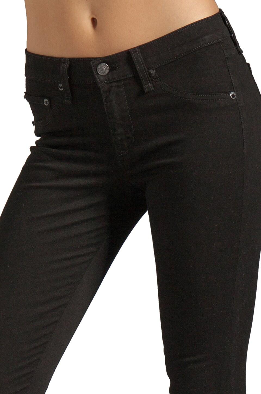 rag & bone/JEAN Macarthur Skinny in Black