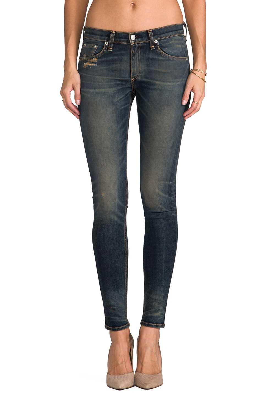 rag & bone/JEAN The Skinny Jean in Arsenal