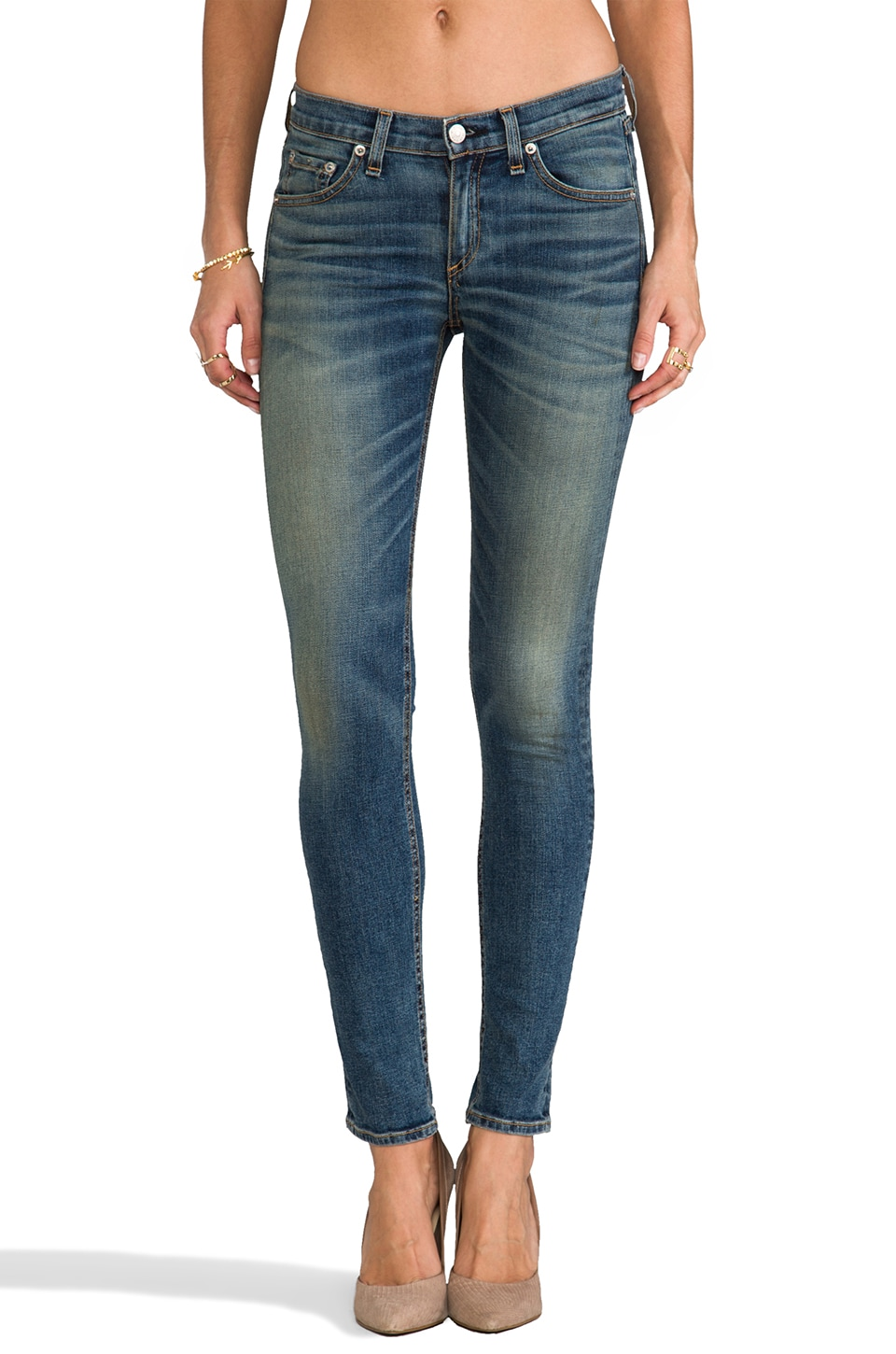 rag & bone/JEAN The Skinny Jean in Brimfield