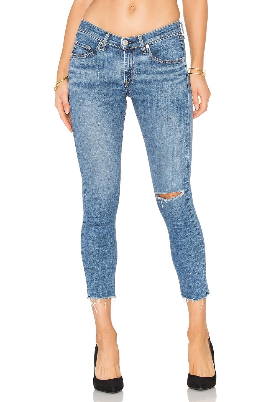 rag & bone/JEAN Skinny Jean in Bidland