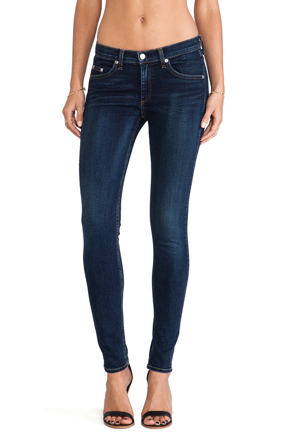 rag & bone/JEAN Skinny in Woodford