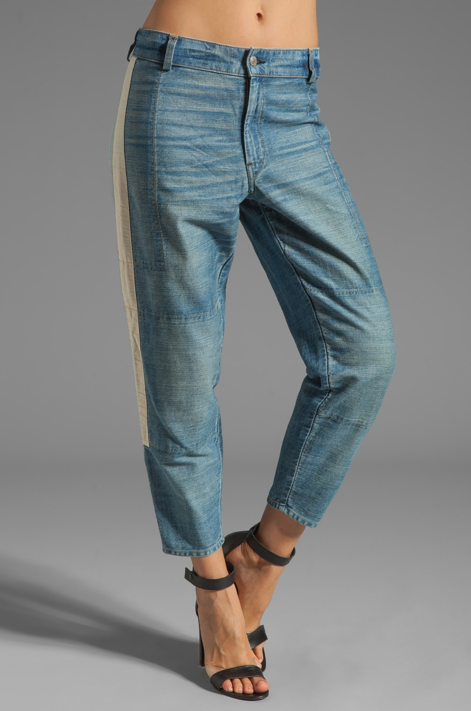 rag & bone/JEAN Racer Jean in Relay