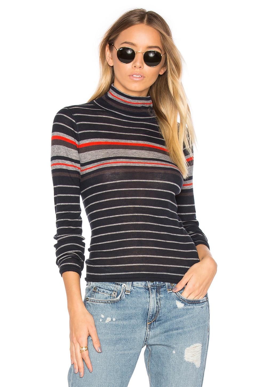 Rib Turtleneck Sweater by rag & bone/JEAN