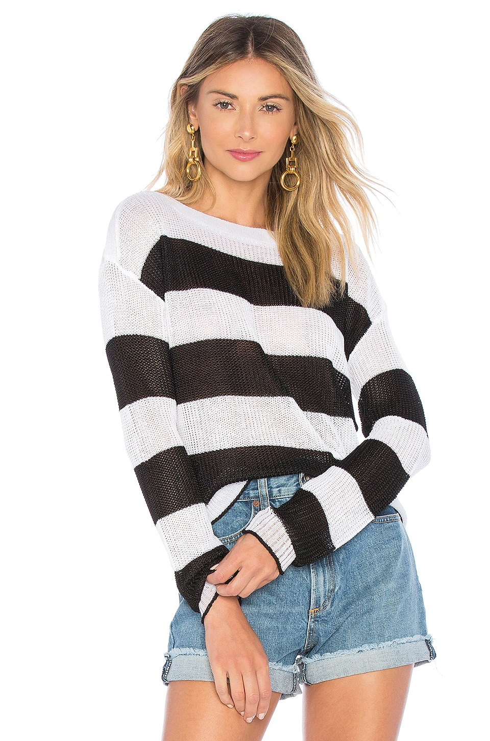 Allie Boat Neck Sweater