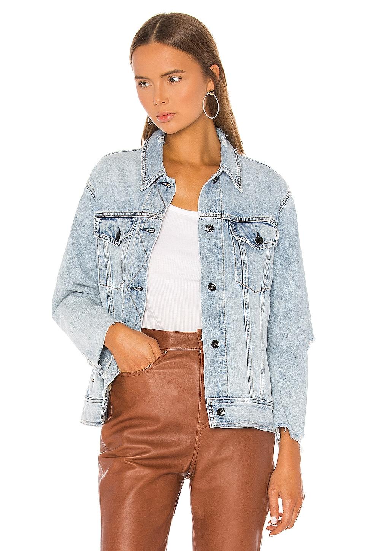 Rag & Bone Oversized Jacket in Olson