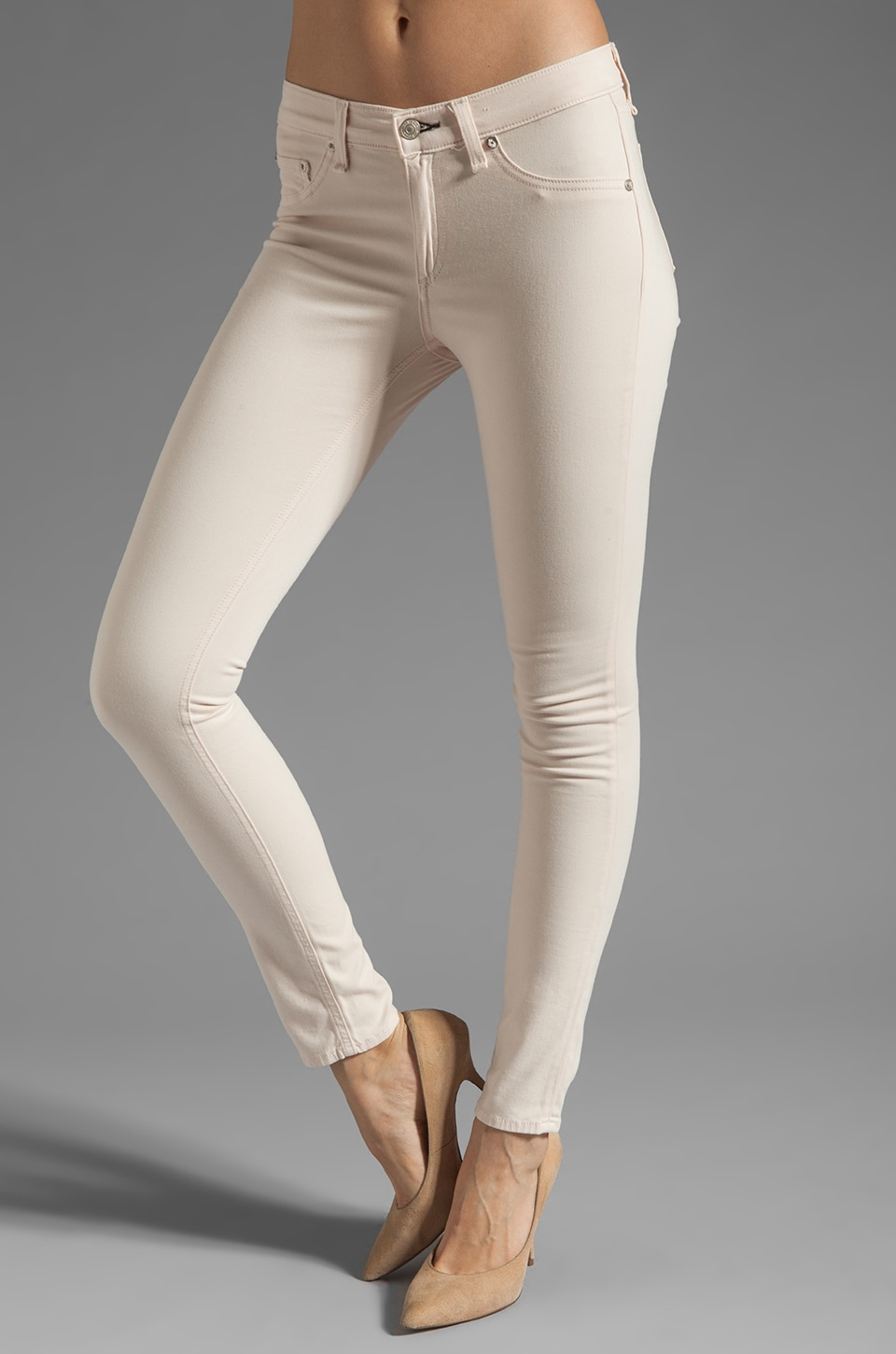 rag & bone/JEAN Legging in Magnolia