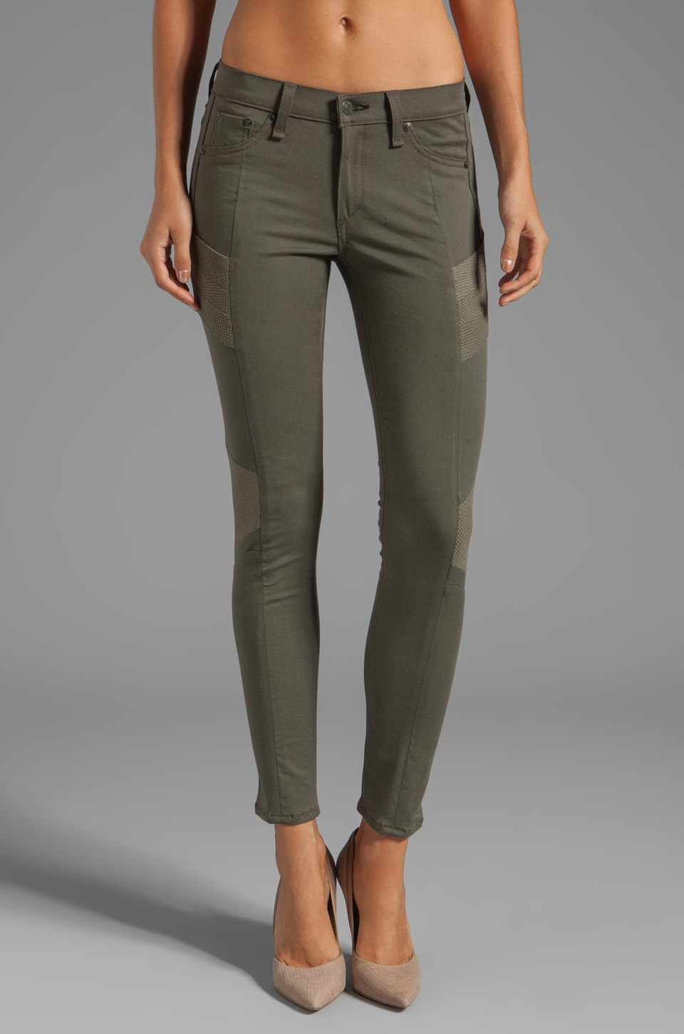 rag & bone/JEAN The Halifax Legging in Army